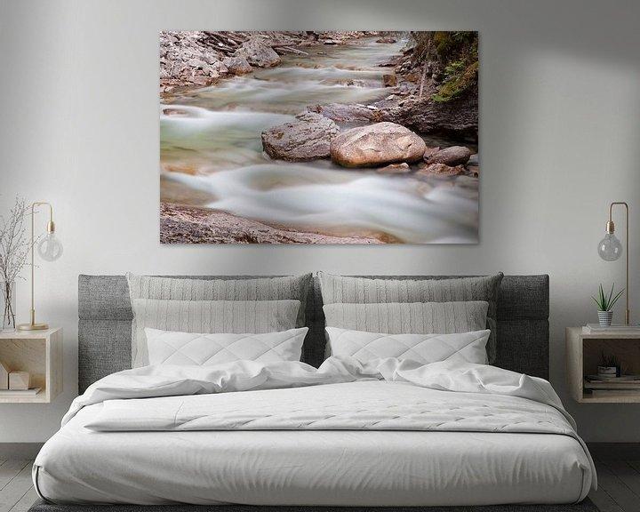 Sfeerimpressie: Silky waters of Canada van Ellen van Drunen