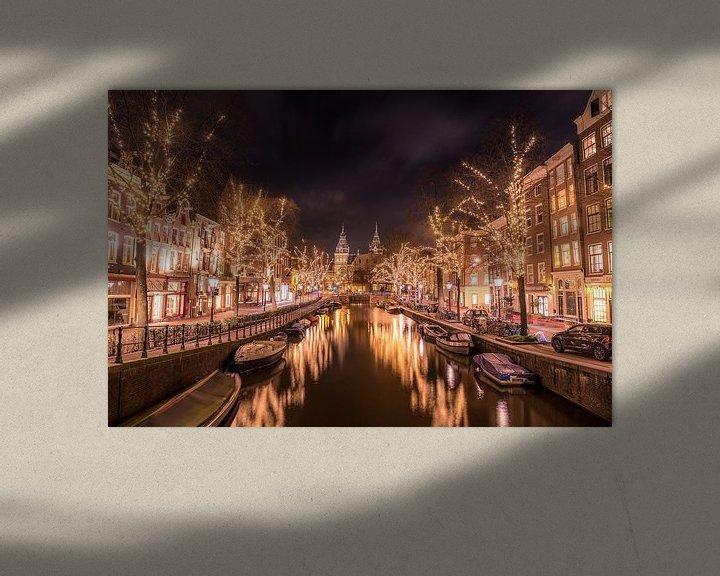 Sfeerimpressie: Spiegelgracht van Okko Meijer
