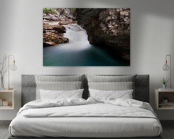 Waterfall in Canada von Ellen van Drunen