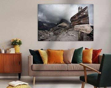 Sextner Dolomites in Italy van Ellen van Drunen