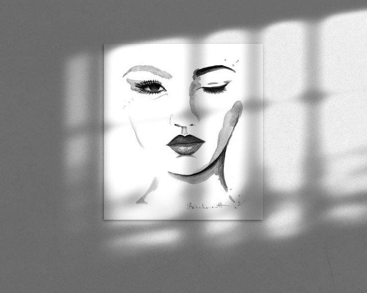 Sfeerimpressie: Fine! van Atelier Paint-Ing