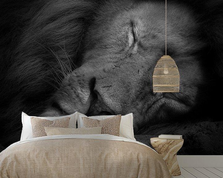 Sfeerimpressie behang: Sweet dreams van Ruud Peters