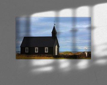 Búðakirkja, Budir, IJsland