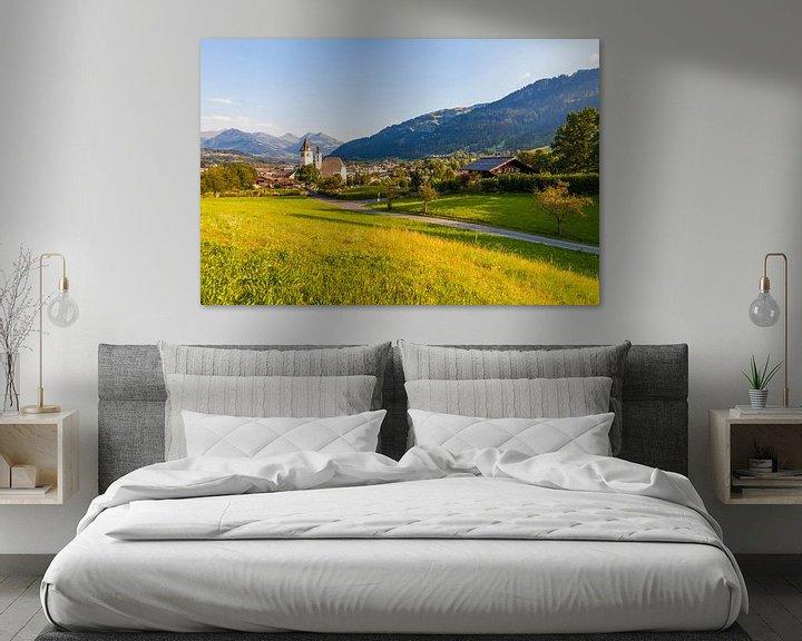 Sfeerimpressie: Kitzbühel in Tirol van Werner Dieterich
