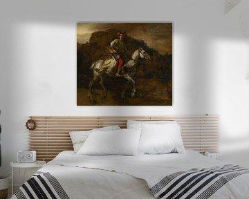 Le cavalier polonais, Rembrandt