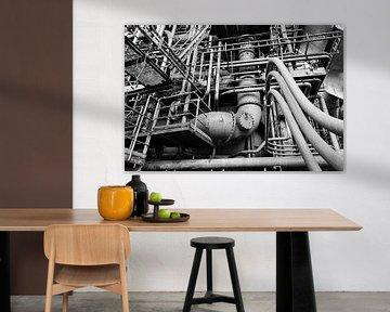 Die alte Fabrik von Max ter Burg Fotografie