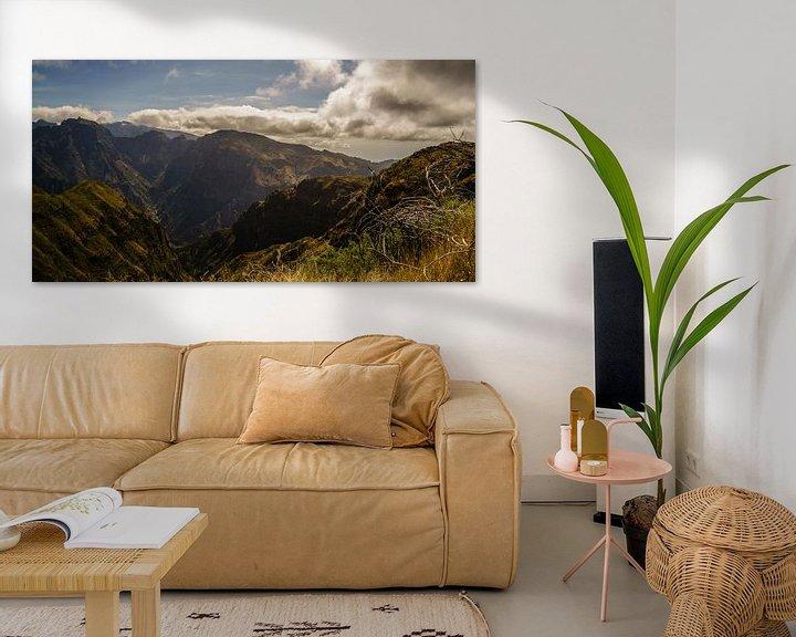 Sfeerimpressie: Bergvallei van I Kroft