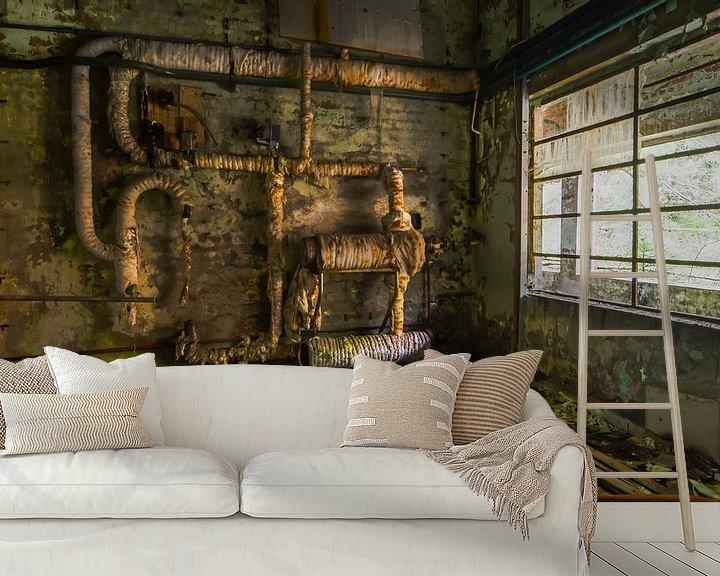 Beispiel fototapete: Steampunk von Nancy Lamers
