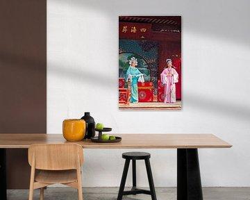 Chinesische Bühne von Anouschka Hendriks