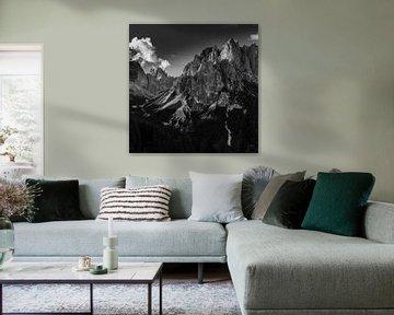 Gardeccia massiv von René Groenendijk