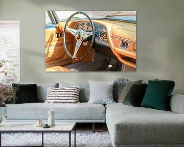 Maserati 3500 GT Coupe Speciale Innenraum von Sjoerd van der Wal