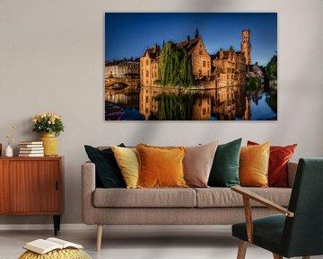 Historisch Brugge - België van Mart Houtman