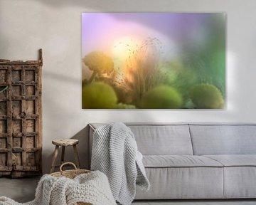 Pastellfarbene Blumen von Cathy Roels