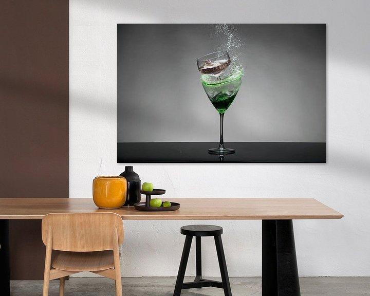 Beispiel: Cocktail von Stephan Scheffer