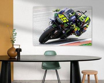 Valentino Rossi/MotoGP Red Bull Ring van Marco Dek