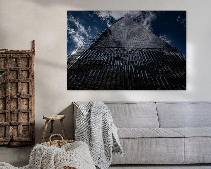 Sfeerimpressie: One World Trade Center in New York City van Daniel Vinke