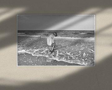 Tuba Waves sur Hans Vink