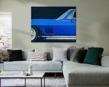 Chevrolette Corvette Corvette Stingray 427 1967
