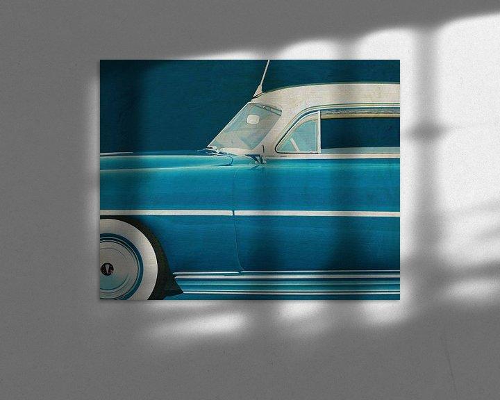 Sfeerimpressie: Hudson Hornet Coupé 1953 van Jan Keteleer
