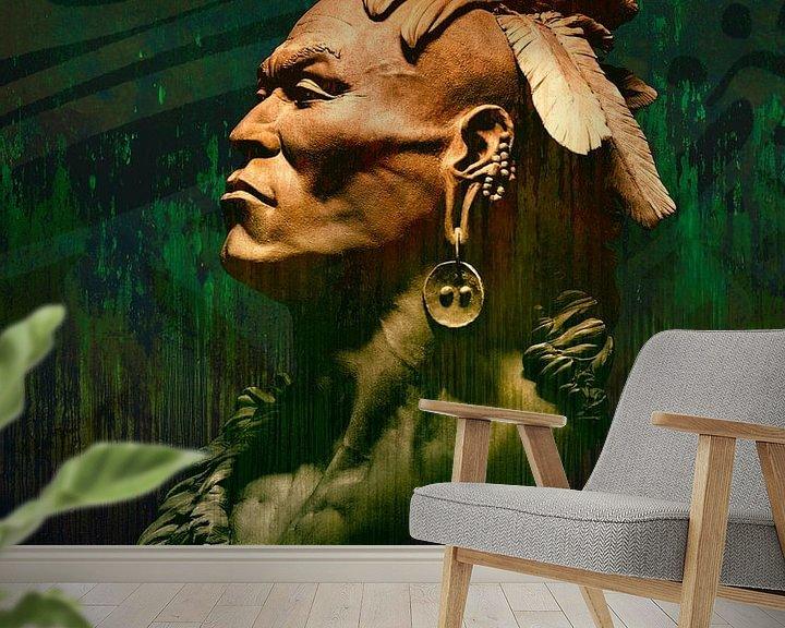 Beispiel fototapete: Susquehannock von Waterside Studio