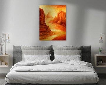 Mystic Canyon van Marita Zacharias