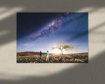 Namibische Nächte von Wilderlicht