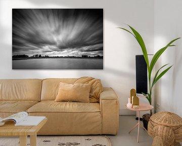 Moving Clouds von Rob Christiaans