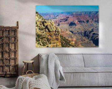 Grand Canyon; De aardkorst ontrafeld van Peter Leenen