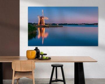 De Helper, Haren, Groningen, Pays-Bas sur Henk Meijer Photography
