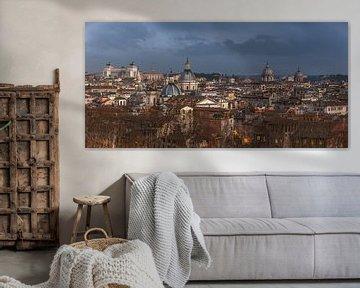 Rom Panorama von Robin Oelschlegel
