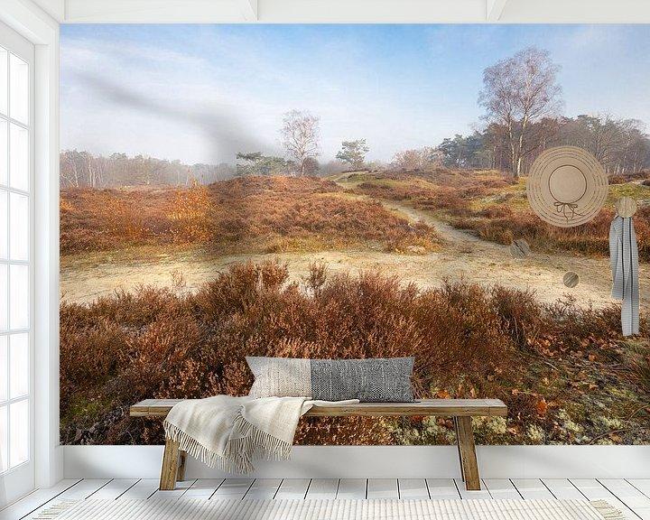 Sfeerimpressie behang: Zoomland, Bergen op Zoom van Teuni's Dreams of Reality