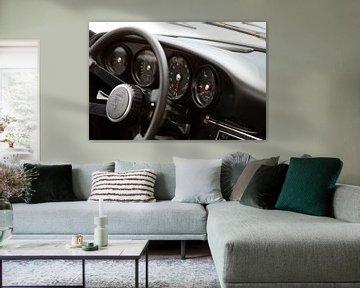 Porsche 911 Dashboard von Maurice van den Tillaard