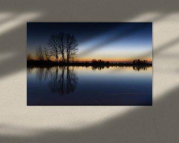 Night to Day van Koen Boelrijk Photography