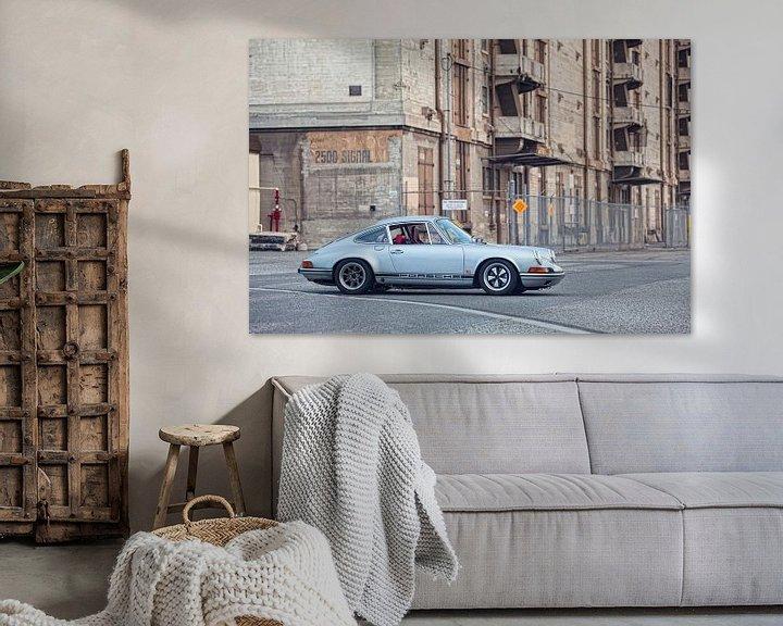 Beispiel: Porsche 911 Heißdraht von Maurice van den Tillaard
