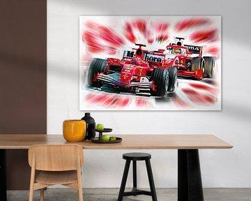 Schumacher & Schumacher van Jean-Louis Glineur alias DeVerviers