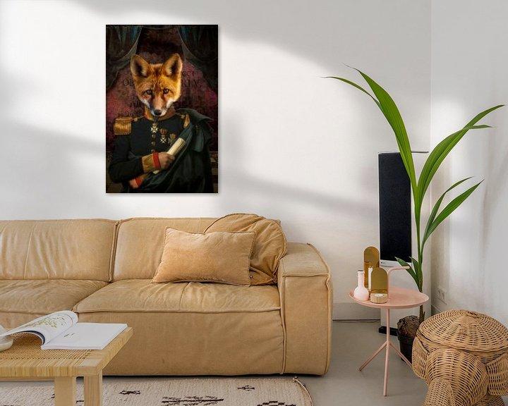 Sfeerimpressie: The Fox van Marja van den Hurk