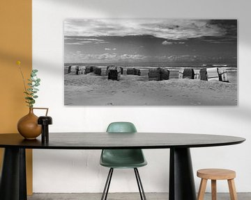 Strandkörbe von Johan Zwarthoed