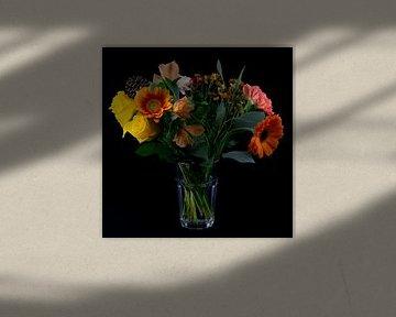 Blumenstrauß von Jan Tuns