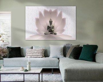 Bouddha sur Violetta Honkisz
