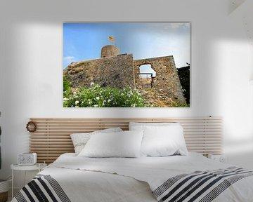 Castell Sant Joan, Blanes von Maria-Maaike Dijkstra