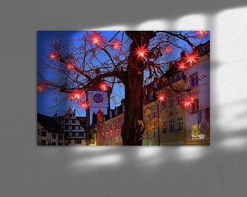 Kerstboom Freiburg van Patrick Lohmüller