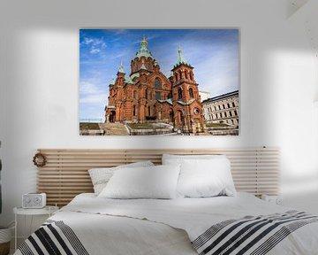 Uspenski-Kathedrale Helsinki von Maria-Maaike Dijkstra