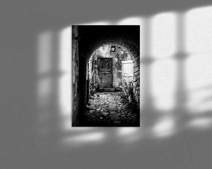 Sfeerimpressie: deuren in Frankrjk van Natascha Nellestein