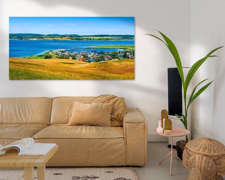 Beispiel: Am Bodden auf der Insel Rügen von Reiner Würz / RWFotoArt