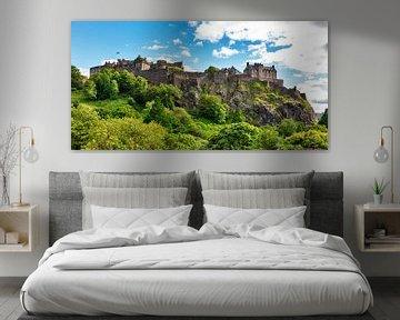Edinburgh Castle in Edinburgh von Jürgen Wiesler