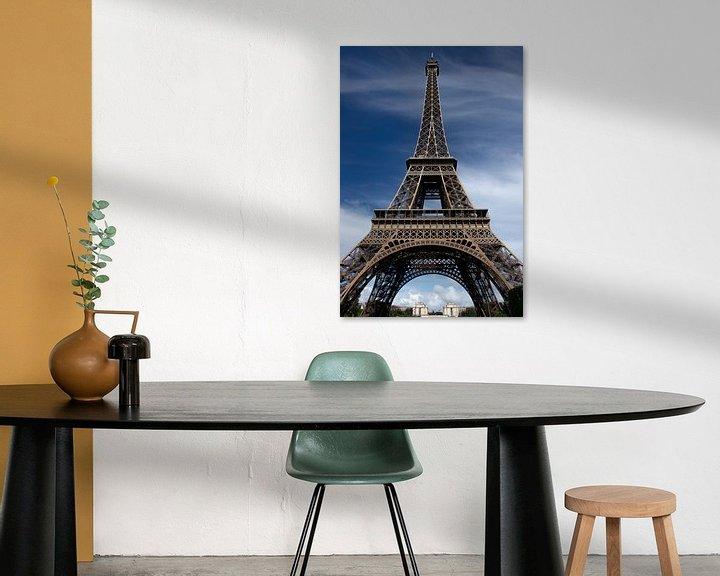 Beispiel: Eiffelturm Paris von Martin Albers Photography