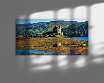 Eilean Donan Castle am Loch Duich von Jürgen Wiesler