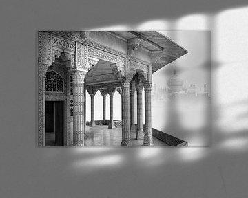 Taj Mahal van Thomas Herzog