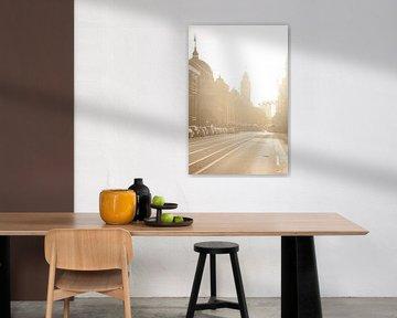Flinders Street - Melbourne - AUSTRALIEN von Jiri Viehmann
