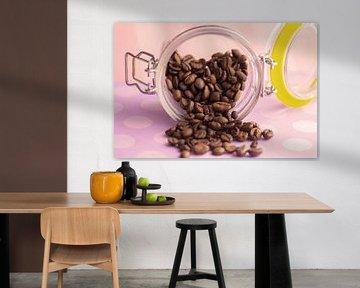Type koffie van Tanja Riedel